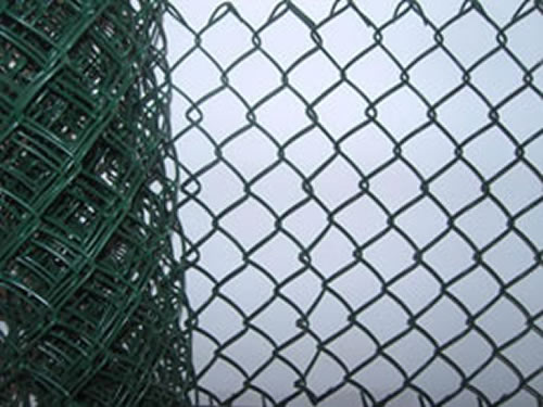 Chain Link Fence Top Of The Line Economical Fencing System