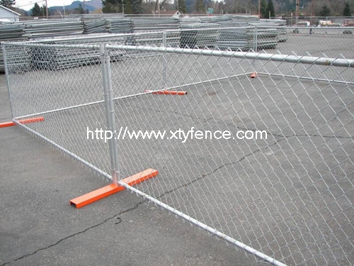 Chain Link Temporary Fence Panels