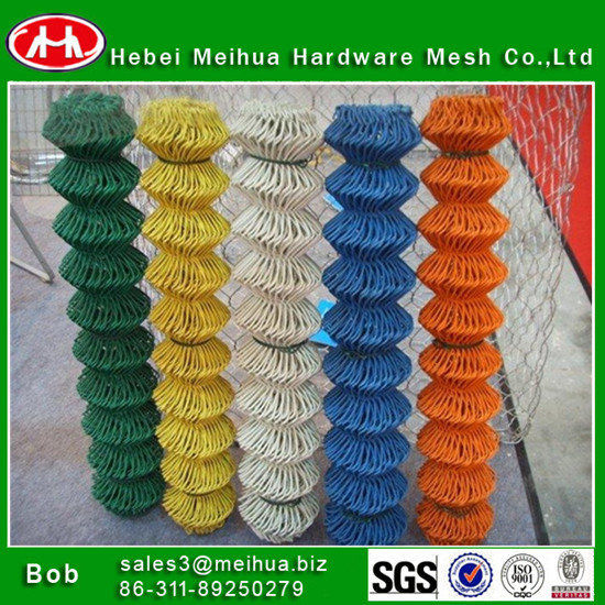 Chain Link Wire Mesh Fence With Low Price