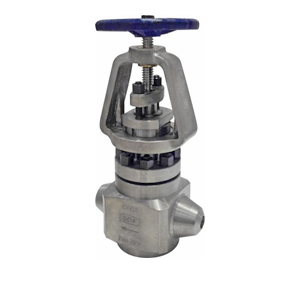 Change The Dual Core Main Steam Power Station Globe Valve