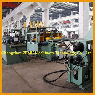 Changzhou Transformer Tank Fin Making Line