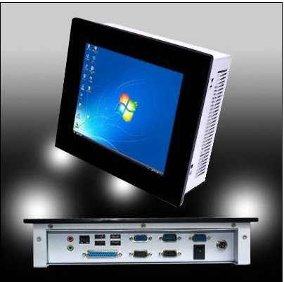 Cheap 8 4 Inch Dual Core Atom D525 Industrial Panel Pc 800 600