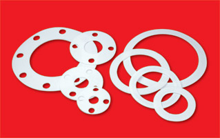 Cheap China Ptfe Gasket With Reliability Quality And Excellent Chemical
