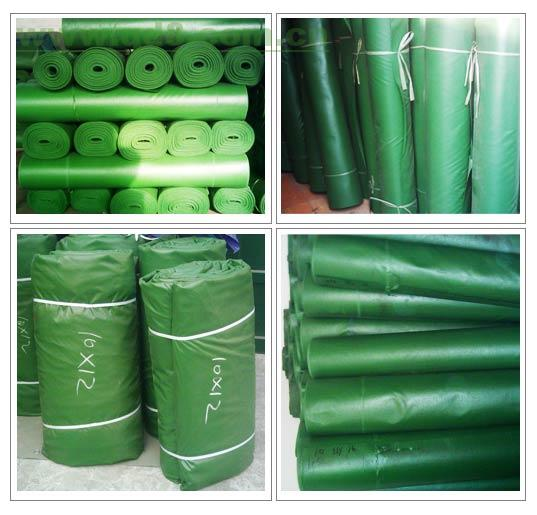 Cheap Coated Pvc Tarpaulin Stocklot With Top Quality