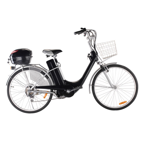 Cheap Electric City Bike 26inch Wheel Lead Acid Battery