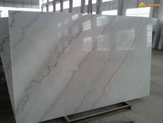 Cheap Guangxi White Marble