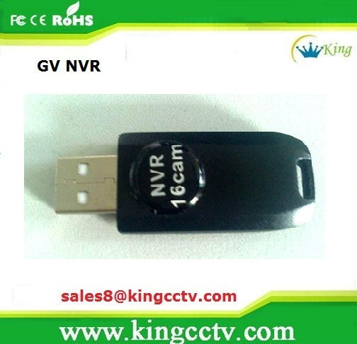 Cheap Nvr Ip Surveillance Software Pc Based 16ch Gv
