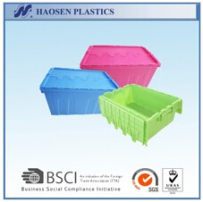 Cheap Plastic Container With Lids For Logistic Home Use