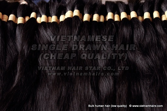 Cheap Quality Human Hair Extension