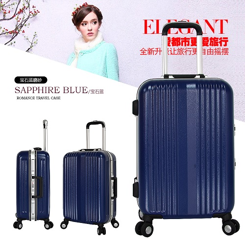 Cheap Trolley Luggage From Factory