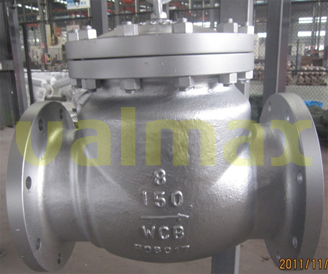 Check Valve 8 Inch 150 Lb Rf Bolted Cover Bs 1868