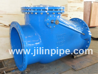 Check Valve Flanged Swing