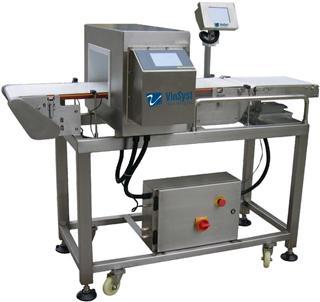 Checkweigher Metal Detector Combo Cmv Series