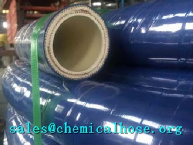 Chemical Plant Hose With Corrosion Resistant Tube