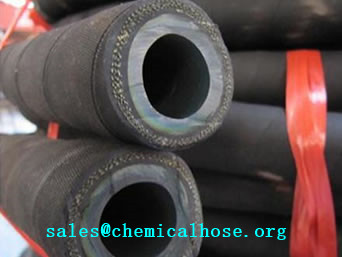 Chemical Rubber Hose With High Working Pressure For Reinforcement