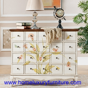 Chests Wooden Cabinet Chest Of Drawers Living Room Furniture Drawer Jx 0965