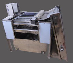 Chicken Eggs Peeling Machine