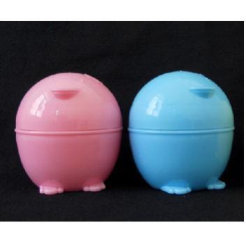 Chicken Shape Jar With Plastic Cap
