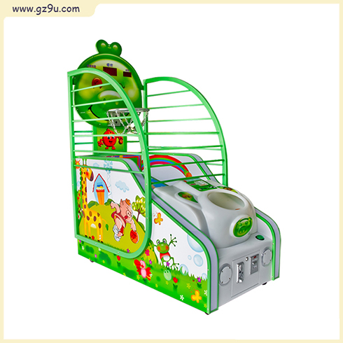 Children Street Basketball Game Machine