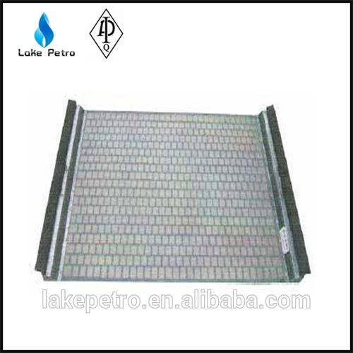 China Best Selling Shale Shaker Screen