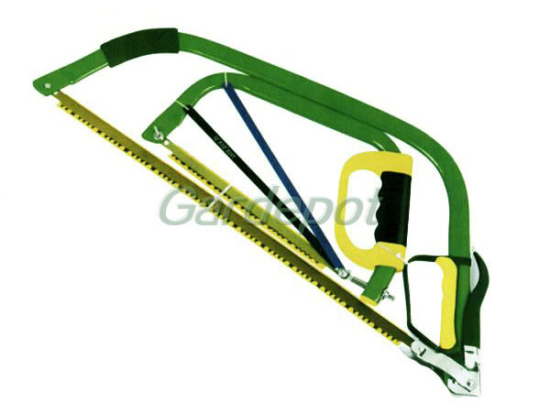China Bow Saw Garden Sets With Plastic Grip Manufacturer Supplier Exporter