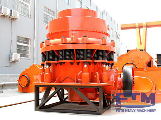 China Cone Crusher Of High Quality