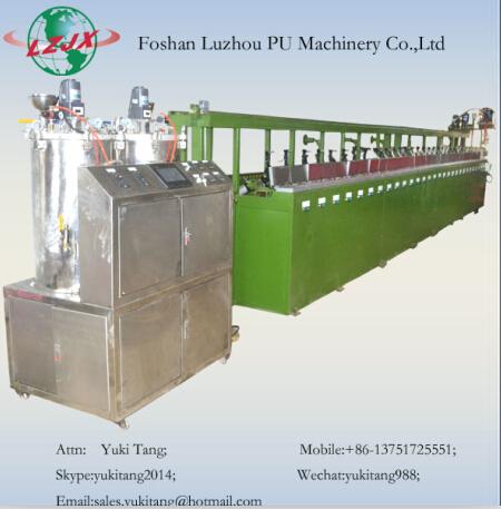 China Factory Pu Ear Plug Machine
