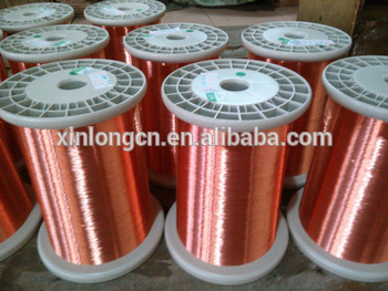 China Factory Sell Polyester Polyurethane Enameled Copper Winding Wire