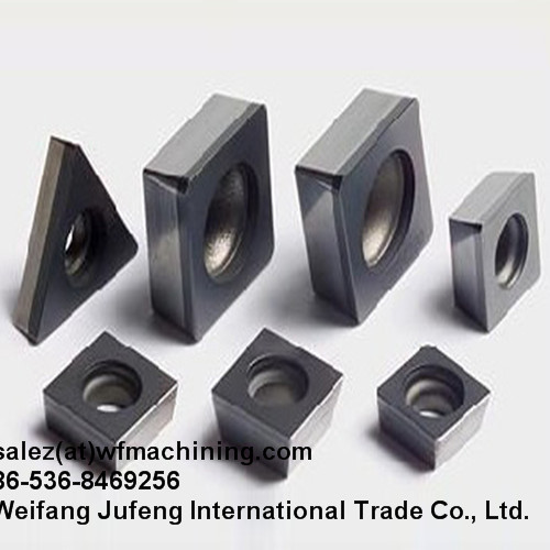 China Factory Supply Solid Carbide Turning Inserts For Cnc Machine