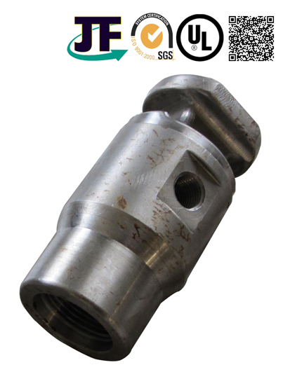 China Foundry Supply Hot Forging Parts With Sgs Certified