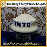 China Gold Supplierrubber Accelerator Tt Rubber Chemical