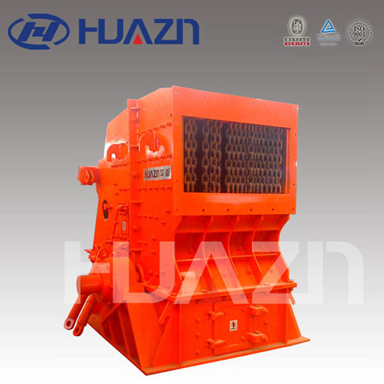 China Huazn Mining Crushing Equipment Construction Heavy