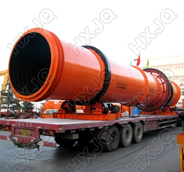 China Leading Rotary Dryer Hongxing