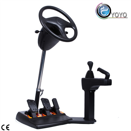 China Learn To Drive And Car Racing Game Dual Use Driving Simulator