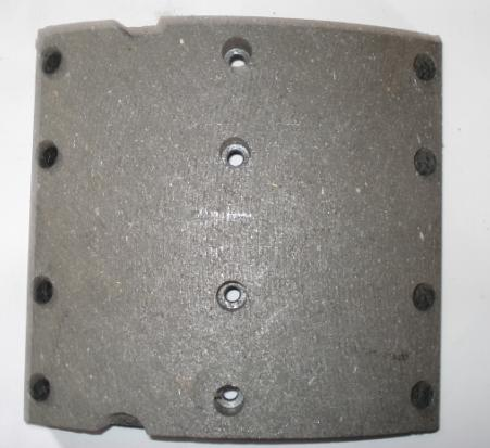 China Made Truck Brake Lining Pads