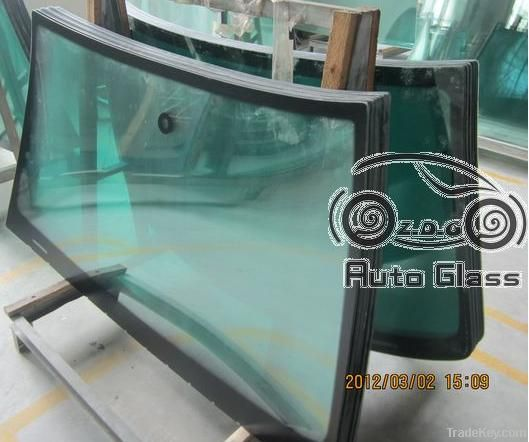 China Manufacturer Export Japanese Auto Laminated Windscreen Glass