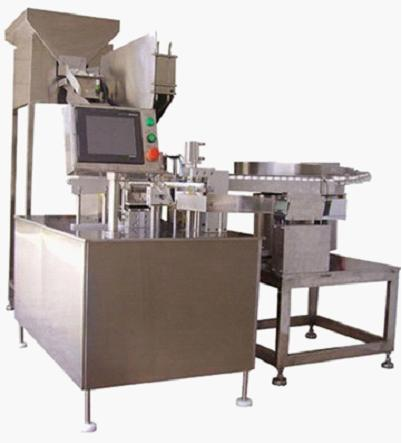China Packing Machinery For Tablet Tube Filling Machine