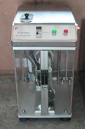 China Pharmaceutical Dp12 Single Tablet Press
