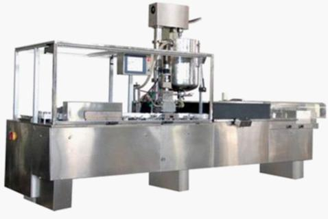 China Pharmaceutical Machinery High Speed Suppository Production Line