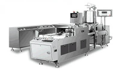 China Pharmaceutical Packing Machine For Zs U Suppository Filling And Sealing Production Line
