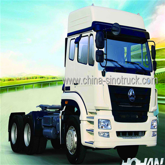 China Sinotruk Hohan Trator Truck 6x4