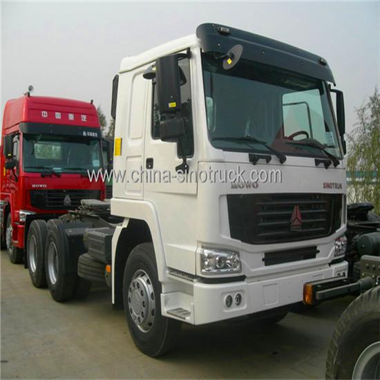 China Sinotruk Howo 6x4 Tractor Truck