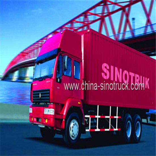 China Sinotruk Swz Cargo Truck 6x4
