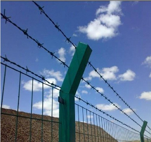 China Top Brand Barbed Wire Fence