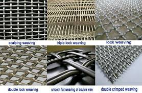 China Top Quality Crimped Wire Mesh
