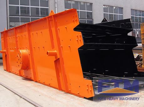 China Vibrating Screen