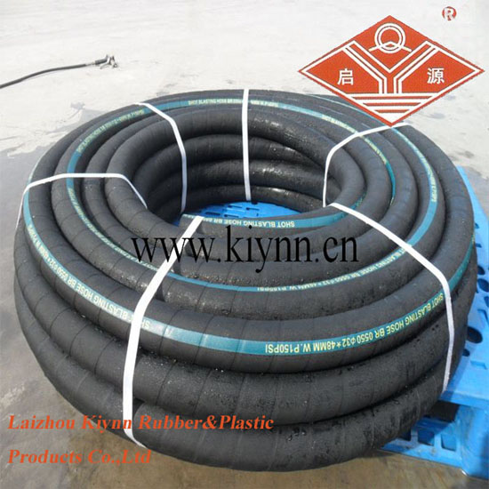 China Wear Resisting Sandblasting Pipe
