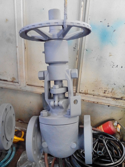China Zigong Zigao Api Orbit Ball Valve