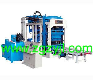 Chinese Block Making Machines Plant