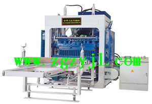Chinese Brick Manufacturing Machine Plant